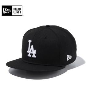 セール20%OFF!【メーカー取次】 NEW ERA ニューエラ 9FIFTY ロサンゼルス・ドジャース ブラックXホワイト 11308479 キャップ メンズ 帽子 メジャーリーグ 野球