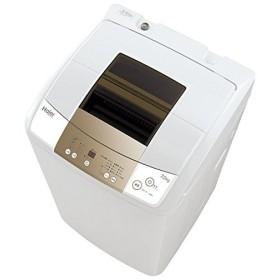 ハイアール 全自動洗濯機 7.0kg ホワイト Haier JW-K70M(W)