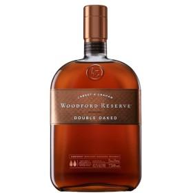 バーボン ウイスキー ウッドフォードリザーブ ダブルオークド 750ml whisky