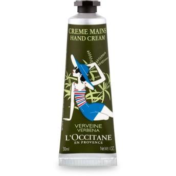 ロクシタン L'OCCITANE ミスロクシタン ハンドクリーム(ヴァーベナ) 30mL(限定色)【メール便可】(#529)