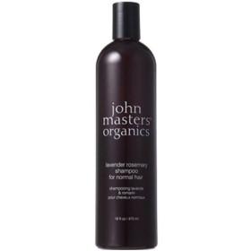 John Masters Organics(ジョンマスターオーガニック) L&Rシャンプー(ラベンダー ローズマリー) 473ml(並行輸入品)