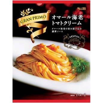 まぜるだけのスパゲッティソース GRAN PRIMO オマール海老トマトクリーム 130g 代引不可