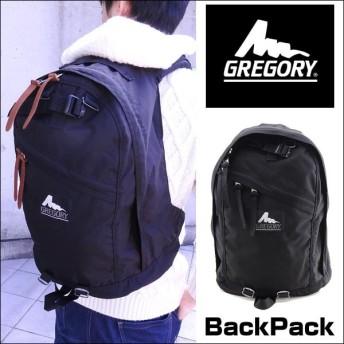 GREGORY グレゴリー GM74752 DAY PACK デイパック メンズ 男性用 バッグ デイパック リュック 黒 ブラック