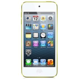 APPLE / アップル iPod touch MD715J/A [64GB イエロー] 【デジタルオーディオプレーヤー(DAP)】