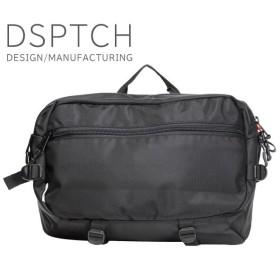 DSPTCH ディスパッチ SLINGPACK スリングバッグ 15L ブラック PCK-SP-BLK ショルダーバッグ