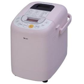 エムケー精工 HBK-101P(ピンク) ふっくらパン屋さん ホームベーカリー 1斤
