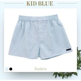 (キッドブルー)KID BLUE MENS 14Wガーゼ水玉 トランクス