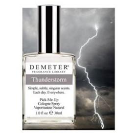 ディメーター DEMETER サンダーストーム EDC・SP 30ml 香水 フレグランス THUNDERSTORM PICK ME UP COLOGNE
