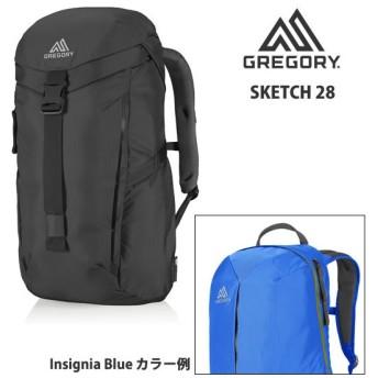グレゴリー GREGORY Sketch 28 Insignia Blue スケッチ28 デイパック 28L