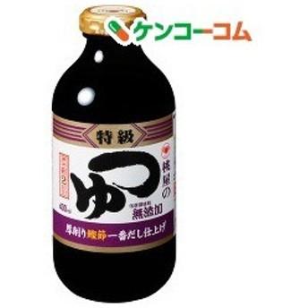桃屋 つゆ 特級 ( 400mL )