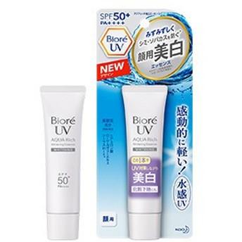 「花王」 ビオレ UV アクアリッチ 美白エッセンス SPF50+ 33g 「化粧品」