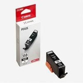 Canon 純正インク ブラック (大容量) BCI-350XLPGBK