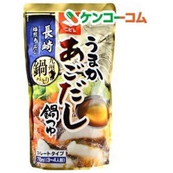 ニビシ うまかあごだし鍋つゆ ( 720mL )/ ニビシ