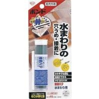 KONISHI コニシ ボンド 接着パテ 水まわり用 ホワイト 60g(ブリスターパック) 10個セット ♯28321