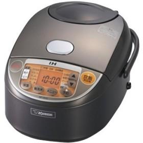 象印 【在庫限り】IH炊飯器 極め炊き 5.5合炊き ブラウン NP-VN10-TA