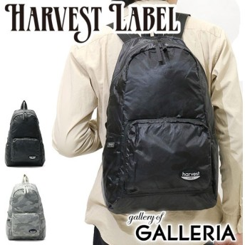 HARVEST LABEL ハーヴェストレーベル NEO  PARATROOPER PACKABLE BACKPACK メンズ A4 HT-0155