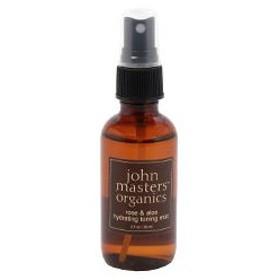ジョン マスター オーガニック JOHN MASTERS ORGANICS ハイドレイティングトナー (ローズ&アロエ) 59ml 化粧品 コスメ