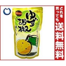 【送料無料】松屋栄食品本舗 ゆず胡椒鍋スープ 720ml×12袋入