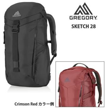 グレゴリー GREGORY Sketch 28 Crimson Red スケッチ28 デイパック 28L