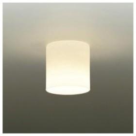 DAIKO LED小型シーリングライト ランプ付 白熱灯60W相当 非調光タイプ 6W 口金E17 電球色タイプ DCL-37759