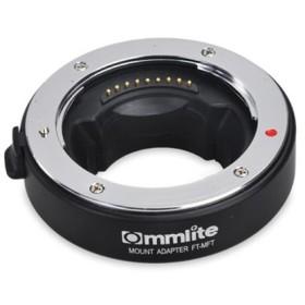 《新品アクセサリー》 Commlite(コムライト) マウントアダプター FT/MFT用 AF 電子接点付 CM-FT-MFT
