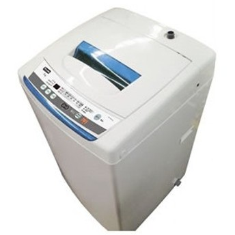 ★FIFTY / フィフティ 全自動洗濯機 Purnity SEN-FS50-WH 【洗濯機】