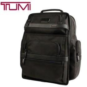 送料無料 TUMI バックパック ALPHA2 26578 D2 ブラック メンズ