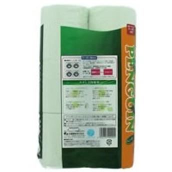 丸富製紙/ペンギンティーフラボン緑茶の力 12ロールダブル/440311