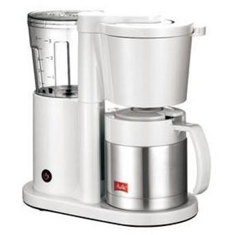 SKT52-1-W メリタ コーヒーメーカー ホワイト SKT521W