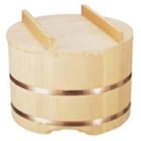 雅うるし工芸 のせ蓋おひつ (3.5合用)18cm DOH05018