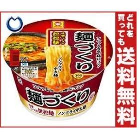 【送料無料】東洋水産 マルちゃん 麺づくり 担担麺 110g×12個入