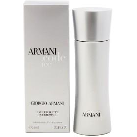 ジョルジオ アルマーニ GIORGIO ARMANI コード アイス プールオム EDT・SP 75ml 香水 フレグランス CODE ICE POUR HOMME