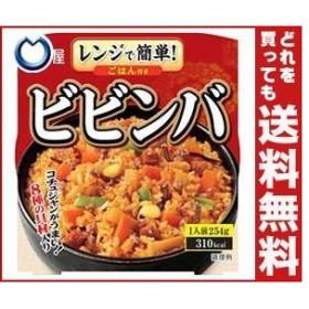 【送料無料】丸美屋 ビビンバ ごはん付き 254g×6個入