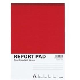 プラス レポートパッド RE-050A B5 A罫
