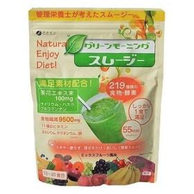 ファイン 【ファイン】グリーンモーニングスムージー ミックスフルーツ風味 200g グリーンスムージー200G