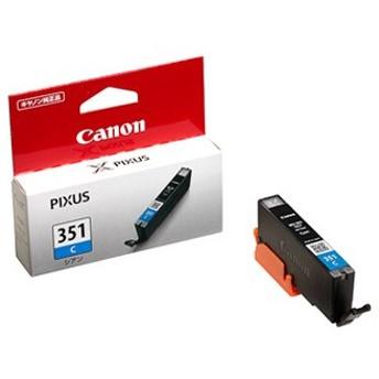 《新品アクセサリー》 Canon インクタンク BCI-351C シアン