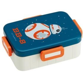 4点ロックランチボックス 650ml スターウォーズ BB-8 ネイビー