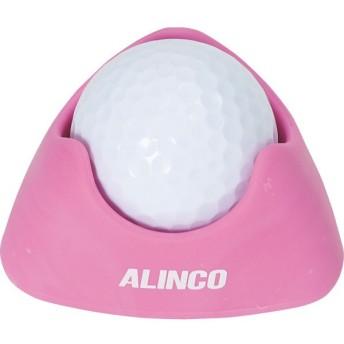 アルインコ ごるっち ピンク 健康機器 その他健康機器 MCL102P 代引不可