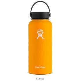 ハイドロフラスク Hydro Flask 32 oz Wide Mouth Mango 32オンス 946ml 広口 ワイドマウス ボトル 水筒