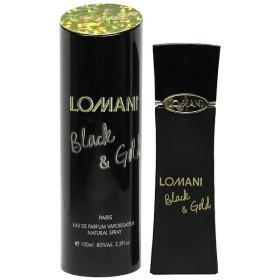 ロマーニ LOMANI ブラック&ゴールド EDP・SP 100ml 香水 フレグランス BLACK & GOLD