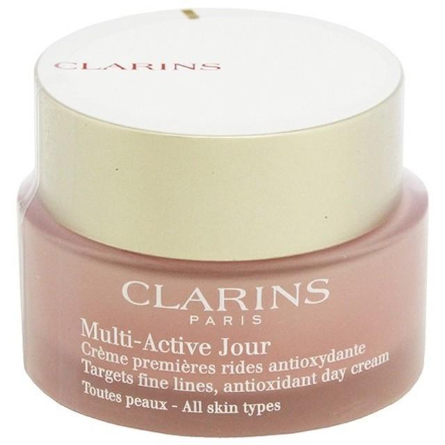 クラランス CLARINS マルチ アクティヴ デイ クリーム オールスキン 50ml 化粧品 コスメ MULTI ACTIVE DAY EARLY WRINKLE CORRECTION CREAM
