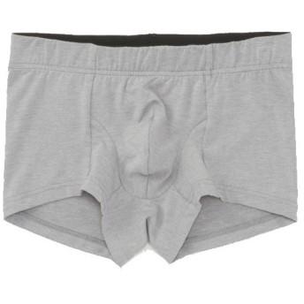 MXP Mens Fine Dry Low Rise Boxer Mix Gray ボクサーパンツ ローライズ インナー 下着 パンツ メンズ