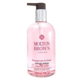 モルトンブラウン MOLTON BROWN ポメグラネート&ジンジャー ハンドウォッシュ 300ml 【香水 フレグランス】