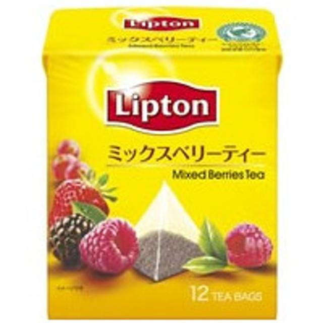 リプトン ミックスベリーティー ティーバッグ 12袋