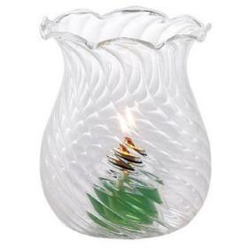 レインボーカラー オイルランプ 花口ランプ 大 OLC−51 NOI1201