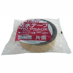 MONF 片面ブチル防水気密/No.404 白/50mmx20m