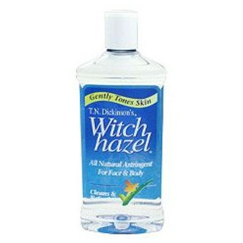 T.N.ディッキンソンズ T.N. DICKINSON'S ウィッチヘーゼル アストリンジェント 473ml 化粧品 コスメ WITCH HAZEL ALL NATURAL ASTRINGENT FOR FACE & BODY