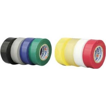 パイロン ミリオン ビニルテープ 19mm×20m 緑 10巻入り (1Pk) 品番:HF-531-C
