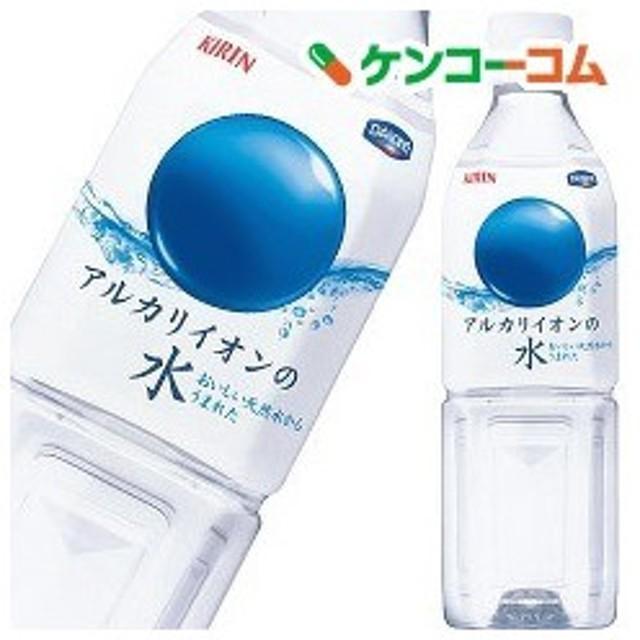 キリン アルカリイオンの水 ( 500ml24本入 )/ アルカリイオンの水