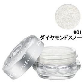 ジルスチュアート JILLSTUART ジェリーアイカラー #01 ダイヤモンドスノー 6g 化粧品 コスメ JELLY EYE COLOR 01 DIAMOND SNOW